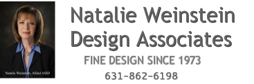 Natalie Weinstein Design Associates - Long Island Interior Design